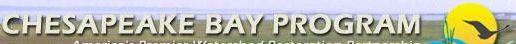 Chesapeake Bay Program header showing the program logo
